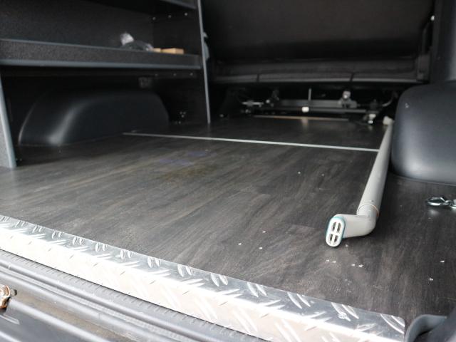 ハードタイプの床張りキット!
