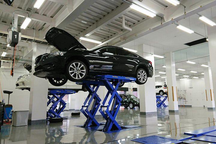 MEGA SUV春日井店では指定工場(中指第9666ゴウ)併設して...