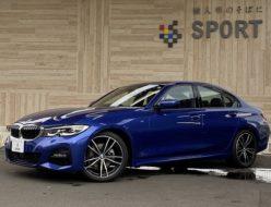 高年式・低走行 BMW 3Series Sedan 320i Mスポーツ