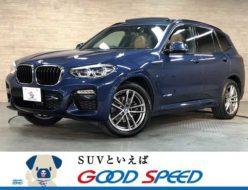 BMW X3 xDrive 20d M Sport サンルーフ 純正ナビTV 全周囲 茶革